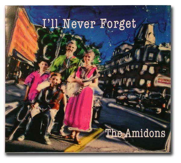 I'll Never Forget cd cover