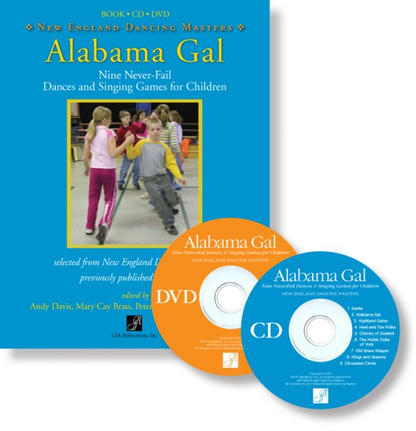 Alabama Gal book cd dvd