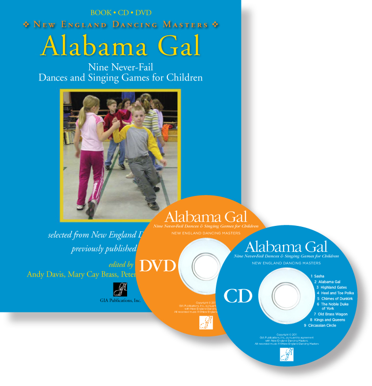 Alabama Gal – Nine Never-fail Dancing and Singing Games for Children
