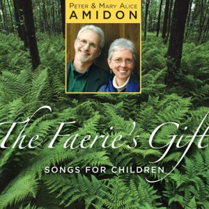 The Faeries Gift cd cover