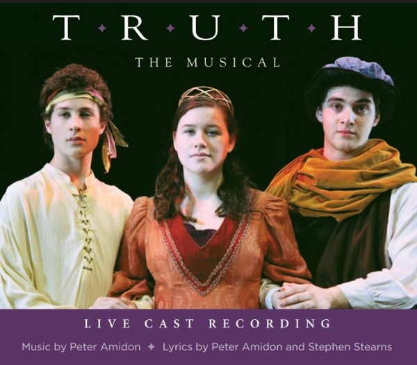 Truth, the musical cd cover