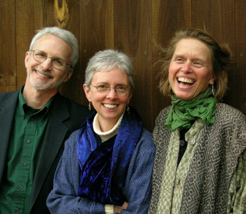 Peter and Mary Alice Amidon and Mary Cay Brass