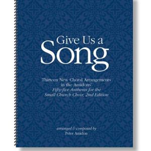 Give Us a Song book cover